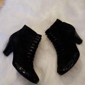 Clark Ankle Boots Sz 9